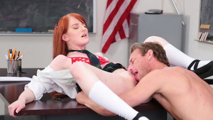 Oh Teacher, I Want to Know All About Sex!! - Classroom Sex